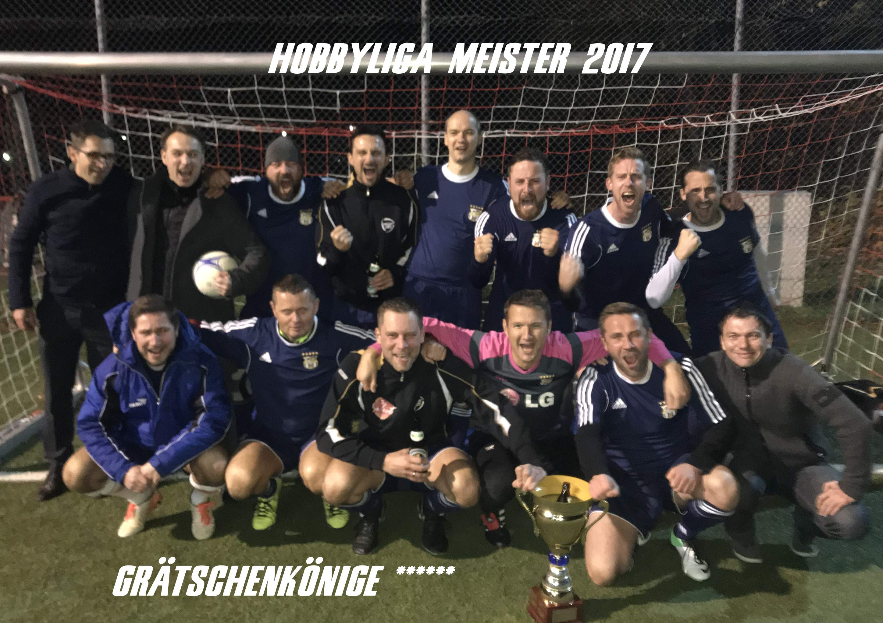 Meister - 2017!